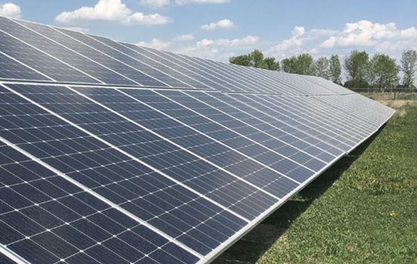 BROOKS SOLAR CAN NOW POWER 3,000 HOMES